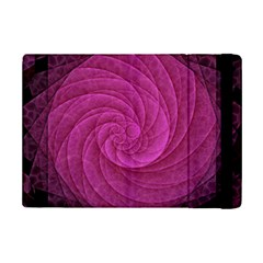 Purple Background Scrapbooking Abstract Ipad Mini 2 Flip Cases by BangZart