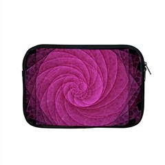 Purple Background Scrapbooking Abstract Apple Macbook Pro 15  Zipper Case by BangZart