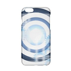 Center Centered Gears Visor Target Apple Iphone 6/6s Hardshell Case by BangZart