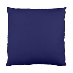 Usa Flag Blue Royal Blue Deep Blue Standard Cushion Case (two Sides) by PodArtist