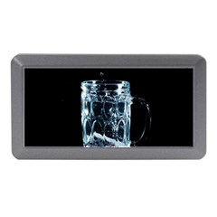Glass Water Liquid Background Memory Card Reader (mini) by BangZart