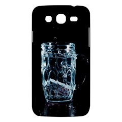 Glass Water Liquid Background Samsung Galaxy Mega 5 8 I9152 Hardshell Case  by BangZart