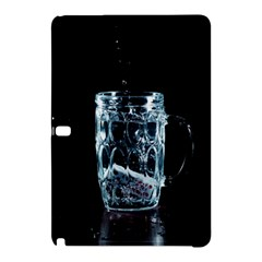 Glass Water Liquid Background Samsung Galaxy Tab Pro 10 1 Hardshell Case