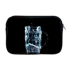 Glass Water Liquid Background Apple Macbook Pro 17  Zipper Case by BangZart