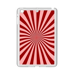 Sun Background Optics Channel Red Ipad Mini 2 Enamel Coated Cases