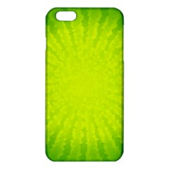 Radial Green Crystals Crystallize Iphone 6 Plus/6s Plus Tpu Case by BangZart