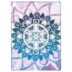 Mandalas Symmetry Meditation Round Apple Ipad Pro 12 9   Hardshell Case by BangZart