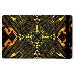 Abstract Glow Kaleidoscopic Light Apple Ipad 3/4 Flip Case by BangZart
