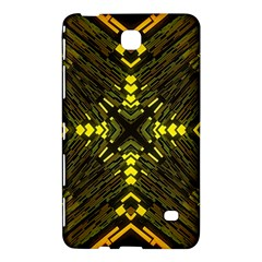 Abstract Glow Kaleidoscopic Light Samsung Galaxy Tab 4 (8 ) Hardshell Case