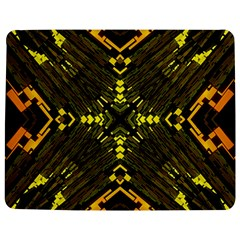 Abstract Glow Kaleidoscopic Light Jigsaw Puzzle Photo Stand (rectangular) by BangZart