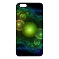 Retrotacular Rainbow Dots In A Fractal Microscope Iphone 6 Plus/6s Plus Tpu Case by jayaprime