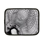 Fragmented Fractal Memories and Gunpowder Glass Netbook Case (Small)  Front