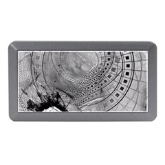 Fragmented Fractal Memories And Gunpowder Glass Memory Card Reader (mini) by jayaprime