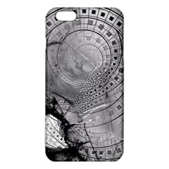 Fragmented Fractal Memories And Gunpowder Glass Iphone 6 Plus/6s Plus Tpu Case by jayaprime