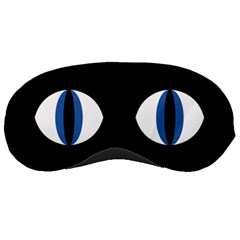 Cat Eyes Sleeping Mask by NoctemClothing
