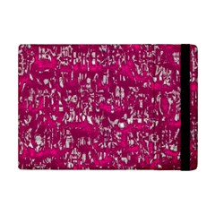 Glossy Abstract Pink Ipad Mini 2 Flip Cases by MoreColorsinLife