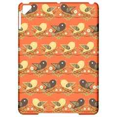 Birds Pattern Apple Ipad Pro 9 7   Hardshell Case by linceazul
