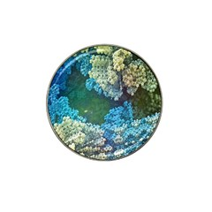 Fractal Formula Abstract Backdrop Hat Clip Ball Marker by BangZart