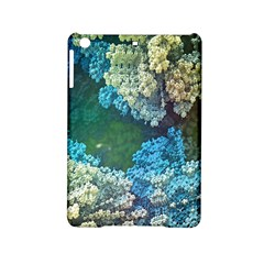 Fractal Formula Abstract Backdrop Ipad Mini 2 Hardshell Cases