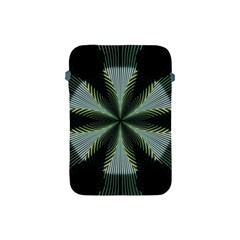 Lines Abstract Background Apple Ipad Mini Protective Soft Cases by BangZart