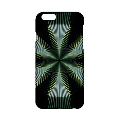 Lines Abstract Background Apple Iphone 6/6s Hardshell Case by BangZart