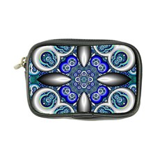 Fractal Cathedral Pattern Mosaic Coin Purse