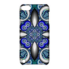 Fractal Cathedral Pattern Mosaic Apple Ipod Touch 5 Hardshell Case With Stand by BangZart