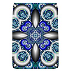 Fractal Cathedral Pattern Mosaic Flap Covers (l)  by BangZart