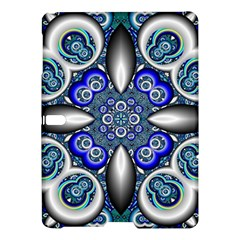 Fractal Cathedral Pattern Mosaic Samsung Galaxy Tab S (10 5 ) Hardshell Case  by BangZart