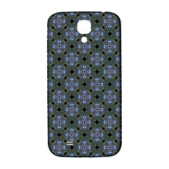 Space Wallpaper Pattern Spaceship Samsung Galaxy S4 I9500/i9505  Hardshell Back Case by BangZart