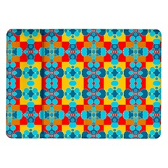 Pop Art Abstract Design Pattern Samsung Galaxy Tab 10 1  P7500 Flip Case by BangZart