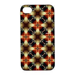 Kaleidoscope Image Background Apple Iphone 4/4s Hardshell Case With Stand by BangZart