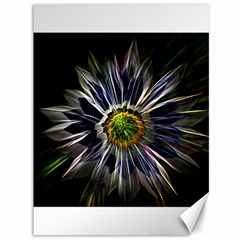 Flower Structure Photo Montage Canvas 36  X 48   by BangZart