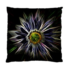 Flower Structure Photo Montage Standard Cushion Case (two Sides) by BangZart