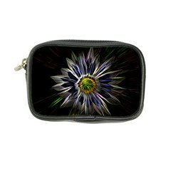 Flower Structure Photo Montage Coin Purse by BangZart