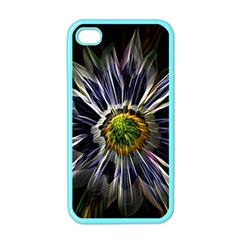 Flower Structure Photo Montage Apple Iphone 4 Case (color) by BangZart