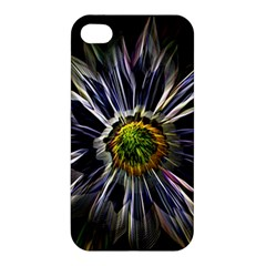 Flower Structure Photo Montage Apple Iphone 4/4s Hardshell Case by BangZart