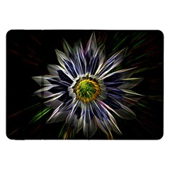 Flower Structure Photo Montage Samsung Galaxy Tab 8 9  P7300 Flip Case by BangZart