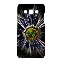 Flower Structure Photo Montage Samsung Galaxy A5 Hardshell Case  by BangZart
