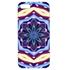 Mandala Art Design Pattern Apple Iphone 5 Hardshell Case With Stand by BangZart