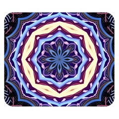 Mandala Art Design Pattern Double Sided Flano Blanket (small)