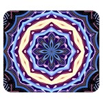 Mandala Art Design Pattern Double Sided Flano Blanket (Small)  50 x40  Blanket Front
