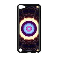 Mandala Art Design Pattern Apple Ipod Touch 5 Case (black)
