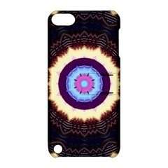 Mandala Art Design Pattern Apple Ipod Touch 5 Hardshell Case With Stand by BangZart