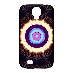 Mandala Art Design Pattern Samsung Galaxy S4 Classic Hardshell Case (pc+silicone) by BangZart