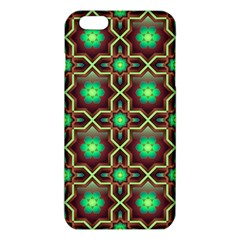 Pattern Background Bright Brown Iphone 6 Plus/6s Plus Tpu Case by BangZart