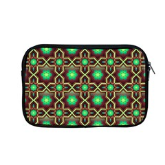 Pattern Background Bright Brown Apple Macbook Pro 13  Zipper Case by BangZart