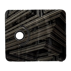 Fractal 3d Construction Industry Galaxy S3 (flip/folio) by BangZart