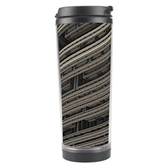 Fractal 3d Construction Industry Travel Tumbler by BangZart