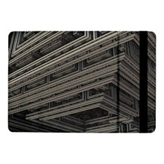 Fractal 3d Construction Industry Samsung Galaxy Tab Pro 10 1  Flip Case by BangZart